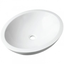 Livingstone Baths - Ovale Basin Countertop Medium 500x395x130mm Colour