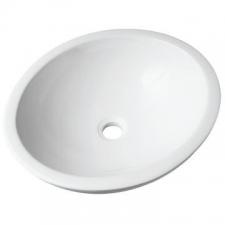 Livingstone Baths - Ovale Basin Countertop Small 445x375x135mm Colour
