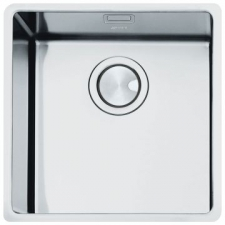 Smeg - Mira Under Mount Single Bowl 400mm x 400mm x 200mm Stainless Steel