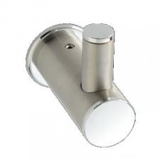 Stunning Bathrooms - Saturn Towel Hook Brushed Stainless Steel