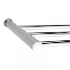 Stunning Bathrooms - Guest Towel Rack 600 w/ Bar Chrome