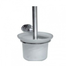 Stunning Bathrooms - Saturn Toilet Brush Brushed Stainless Steel