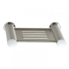 Stunning Bathrooms - Saturn Soap Tray Brushed Stainless Steel