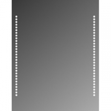 Stunning Bathrooms - Orion Mirror LED Lighting 16W Power Consumption De-Mister Pad 750x550mm