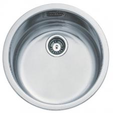 Basico 450 Sink Prep Bowl 450x450x160mm Stainless Steel