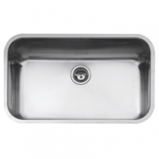 BE 74 43 25 Sink Underslung SB 787x482x250mm Polished Stainless Steel