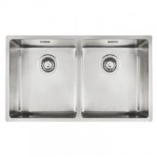 Linea R15 2B 740 Sink Underslung DB 740x440x200mm Stainless Steel