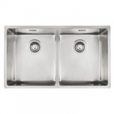 Linea R15 2B 740 Sink Underslung DB 740x440x200mm Stainless Steel