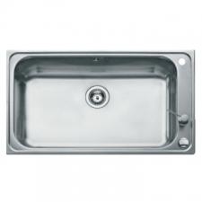 Bahia 1B Plus Sink Drop-In SB 860x500x200mm Stainless Steel