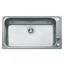 Bahia 1B Plus Sink Drop-In SB 860x500x200mm Stainless Steel