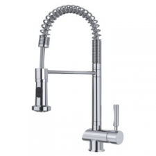 MY1 Sink Mixer Flexible Spout 535mm Chrome