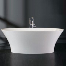 Victoria & Albert - Ionian Freestanding Dbl-Ended Bath no Overflow 1701x793x614mm White