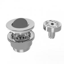 Victoria & Albert - KIT 24C Basin Captive Waste Plug Slotted Chrome