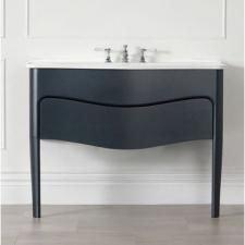 Victoria & Albert - Mandello 114 Vanity w/Basin Top Anthracite Grey